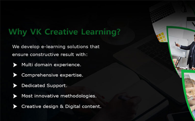 How e-learning solution can increase productivity of the workforce